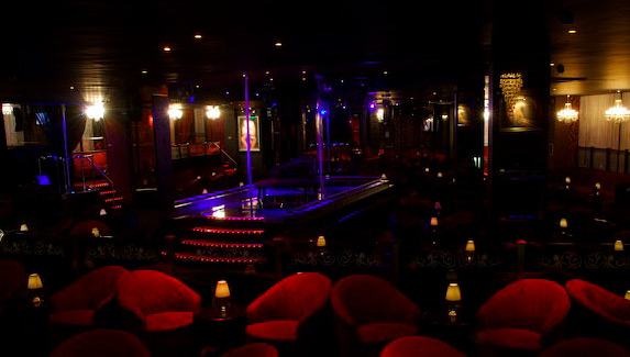 伦敦的夜店们